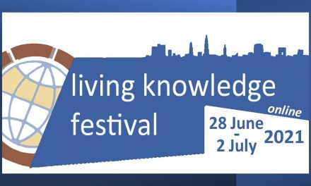 Throwback to The Living Knowledge Online Festival 2021