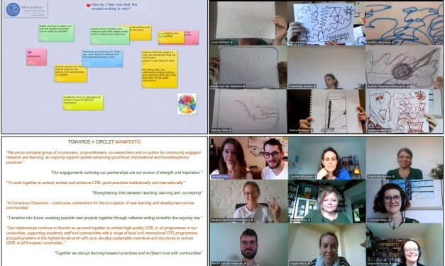 Have you ever wondered what happens during our circlet consortium meetings?