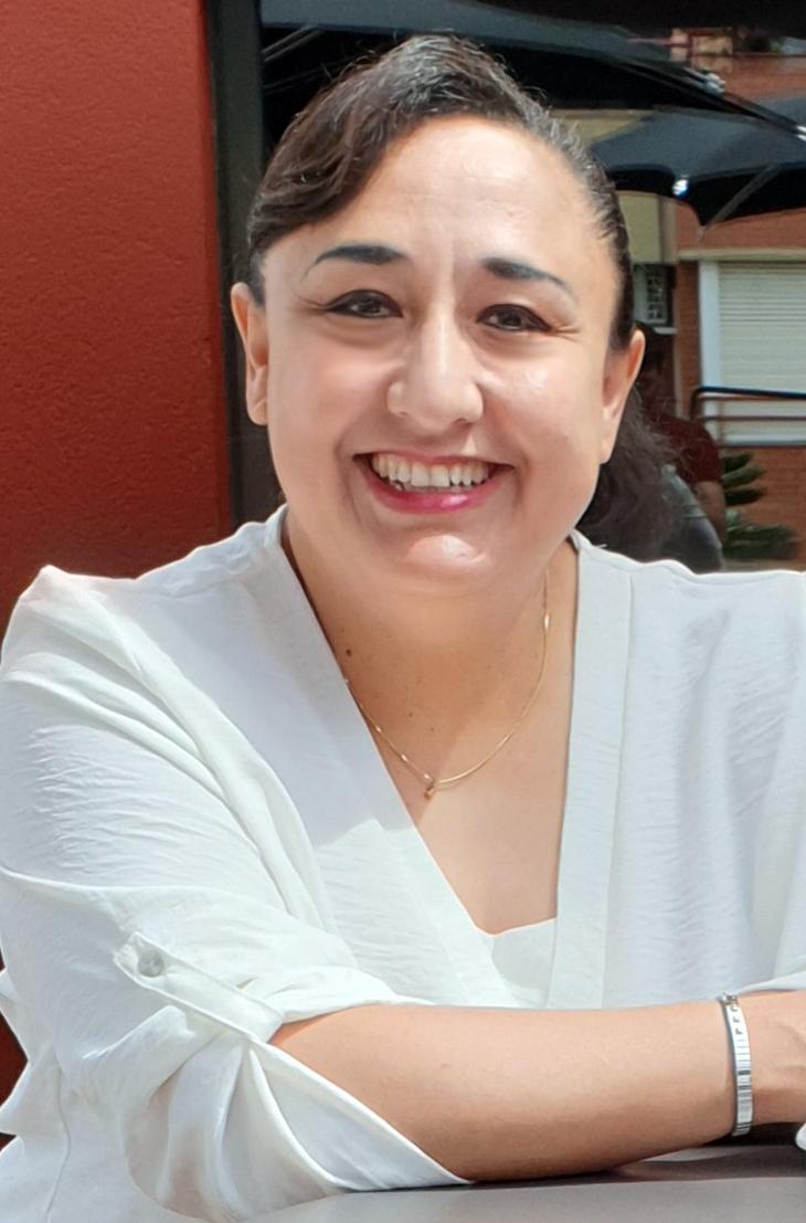 Katia V. Pozos Pérez Phd